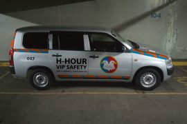 hhour security car
